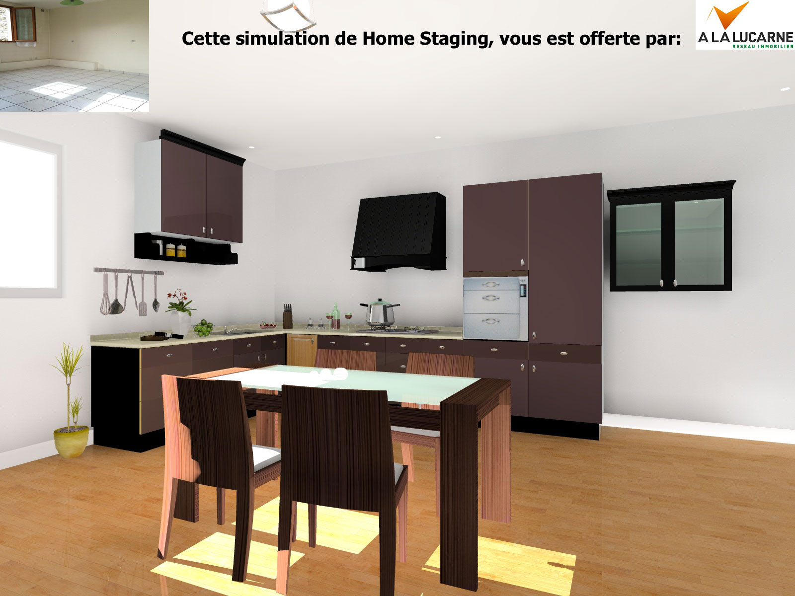 home staging virtuel technos a la lucarne de l 39 immobilier. Black Bedroom Furniture Sets. Home Design Ideas